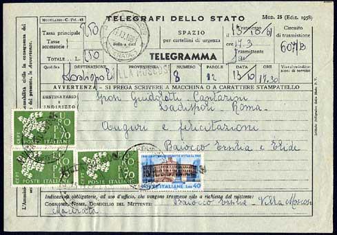 Storia Postale Italiana