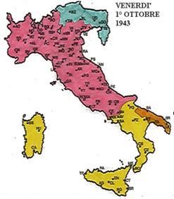 Cartina Italia Politica 1940.Il Tramonto Di Un Regno