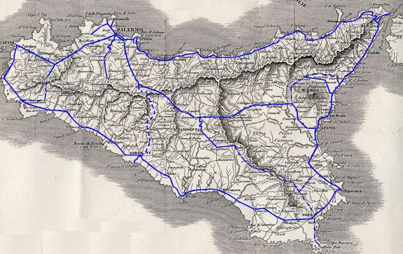 Cartina geografica sicilia da stampare my blog for Carta da parati cartina geografica
