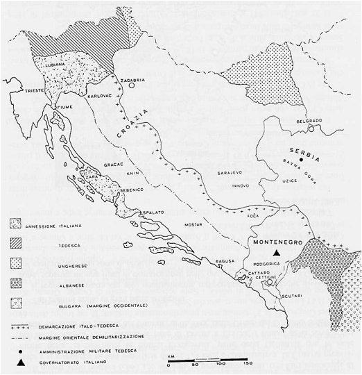 Dalmazia Italiana Cartina.Il Postalista E La Posta Militare