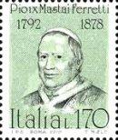 1792 - nasce Giovanni Mastai Ferretti, ... - It1348
