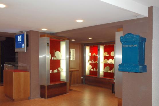 Il Museo Filatelico Numismatico del Vaticano