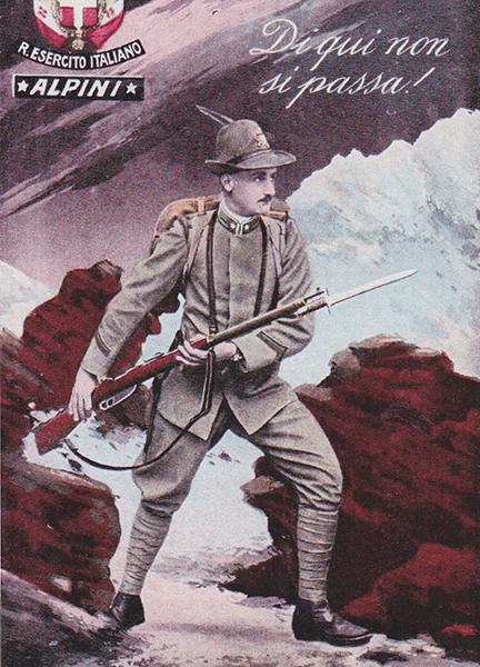 7 - un ingenua C.P. del Corpo degli Alpini 7db2ed775b14