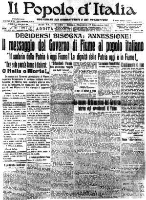 Storia postale italiana for Resoconto tratto da articoli di giornali