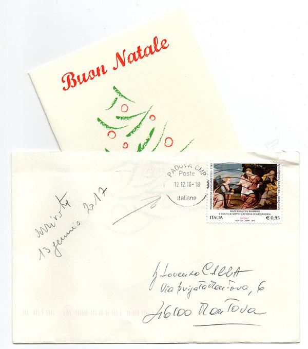 Biglietti Di Natale Email.Franco Moscadelli